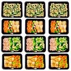 Fish variation pack I (4x3)