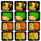 Low carb chicken pack (4x3)