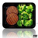 Vegetarische Burger - Broccoli (met kruiden)