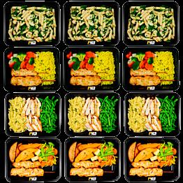 Chicken variation pack #2 (4x3)