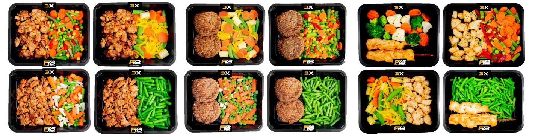 Koolhydraatarme maaltijden tijdens afvallen en vetverlies