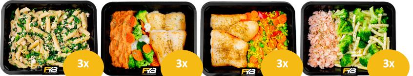 maaltijdpakketten vis