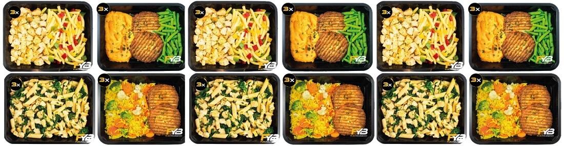 vegetarische maaltijden bestellen